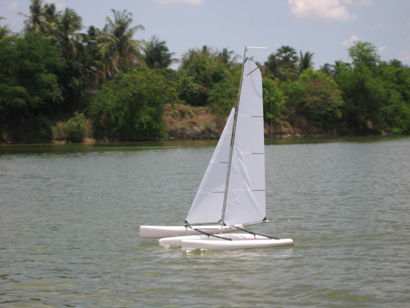 Mini40 trimaran plans ~ Nice boat