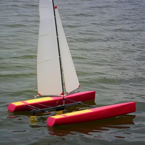 RC65 Adrenaline - 65M Catamaran