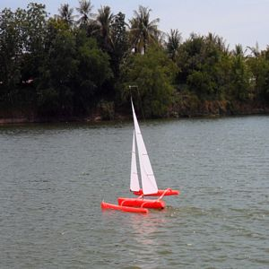 FireDragon - Mini40 Trimaran