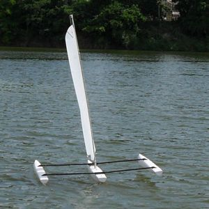 Water Resist WRT40 Release 2 - Mini40 Trimaran